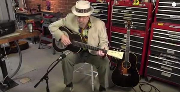 dakota dave hull guitar video for Stewart-McDonald