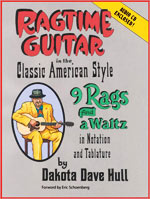 ragtime guitar by dakota dave hull