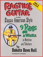 ragtime guitar by dakota dave hull