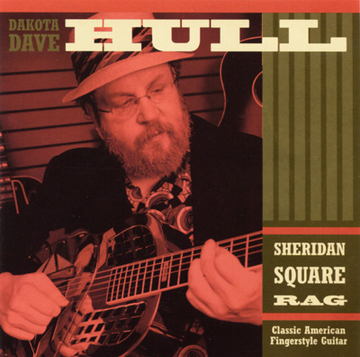 sheridan square rag by Dakota Dave Hull